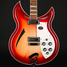 Rickenbacker 381V69 in Fire Glo - Pre-Owned