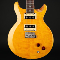 PRS SE Santana in Santana Yellow with Gig Bag
