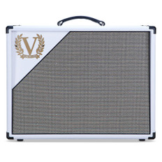 Victory V112WW-65 1x12 65-Watt Wide Body Closed Back Speaker Cabinet with Celestion G12M-65 Creamback