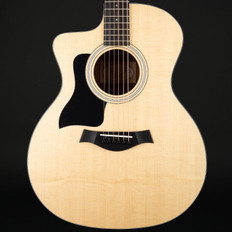 Taylor 114ce LH Left-Handed Grand Auditorium Cutaway, ES2 with Gigbag