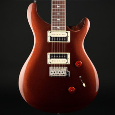 PRS SE Standard 24 Ltd in Cola Metallic
