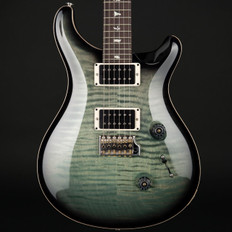 PRS Custom 24 in Custom Colour Green Smoked Burst, Pattern Regular Neck, 85/15 Pickups #259185