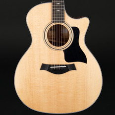 Taylor 314ce V-Class Grand Auditorium Cutaway, ES2 with Case #1107238037