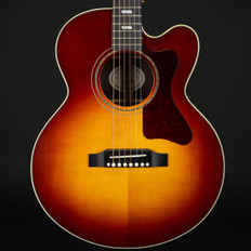 Gibson Montana 2019 Parlor Rosewood AG in Rosewood Burst #12718005