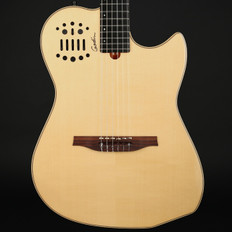 Godin Multiac Nylon Natural HG SF with Tric Case