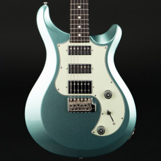 PRS S2 Studio Limited in Frost Green Metallic #S2030395 - Guitarist Magazine Featured