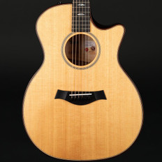 Taylor 614ce Builder's Edition V-Class with Natural Top #1111138015