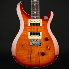 PRS SE Custom 24 Exotic Top in Spalted Maple/Vintage Sunburst #S15035