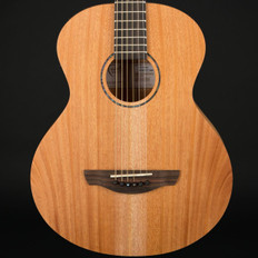 Faith Nomad Mini Neptune Mahogany Electro Acoustic with Gig Bag