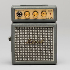 Marshall MS-2C Micro Amp in Classic Grey