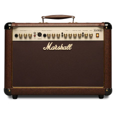 "Marshall AS50D 50W 2x8"" Acoustic Soloist Combo with Digital Chorus & Reverb"