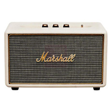 Marshall Acton Bluetooth Wireless Speaker in Cream