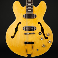 """Epiphone E230TD Inspired by John Lennon """"1965"""" Casino in Natural with Case - Pre-Owned"""