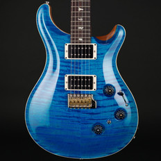 PRS Custom 24 Piezo in Aquamarine with Pattern Regular Neck, 85/15 Pickups #261200