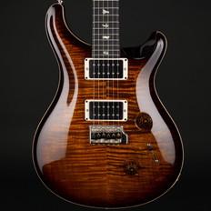 PRS Custom 24 in Black Goldburst with Pattern Thin Neck, 85/15 Pickups #275750