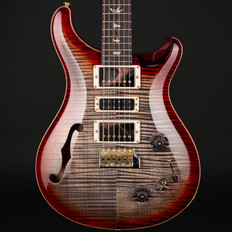 PRS Special 22 10-Top Semi-Hollow Limited Edition in Charcoal Cherryburst #271934