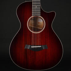 Taylor 522ce 12-Fret Grand Concert V-Class, ES2 with Case #1103229063