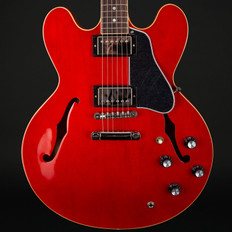 Gibson Memphis 2019 ES-335 Dot in Antique Faded Red #10049722