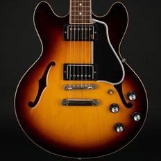 Gibson Custom Shop ES-339 Semi-Acoustic in Antique Vintage Sunburst - Pre-Owned