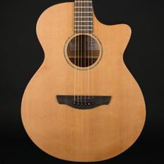 Faith Naked Venus Cutaway Electro Acoustic Cedar/Mahogany Satin