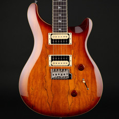 PRS SE Custom 24 in Spalted Maple/Vintage Sunburst #T08788