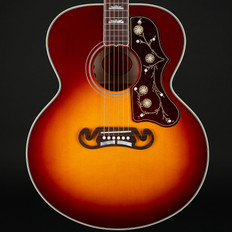 Gibson 125th Anniversary J-200 in Autumn Burst #11269061