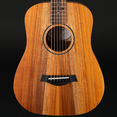 Taylor BTe-Koa All Koa Baby Taylor Electro Acoustic Travel Guitar with Gigbag #2106149256