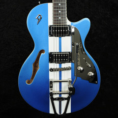 Duesenberg Starplayer TV Mike Campbell Signature with Hard Case