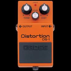 Boss DS-1 Distortion Guitar Effects Pedal