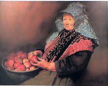 Grandmas Apples by Shirley Arrants