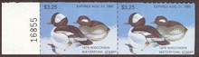 Wisconsin Duck Stamp 1979 Buffleheads Pair with plate #