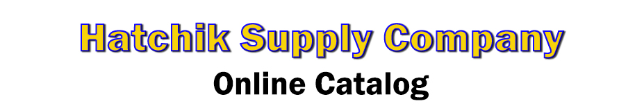 HATCHIK SUPPLY COMPANY ONLINE