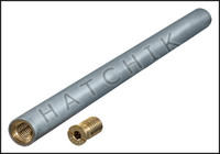 "BD3027 LOOP LOC  PIPE-ALUMINUM  15"" LONG W/ ANCHOR IN PIPE APPLICATION"