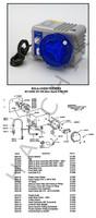 C1007 ROLA-CHEM CHLORINATOR RC-503SC 80 GPD