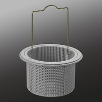 L6002 Q-PRODUCTS EZ-2 EZ OUT SKIMMER BASKET - PAC-FAB & STA-RITE