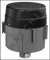 M1030 ANZEN AIR BLOWER  QT SERIES 1-1/2 HP 220V BOTTOM #1-470-02