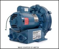 M2022 ROTRON COMMERCIAL BLOWER 3HP 115/230V #DR555K58 SINGLE PH