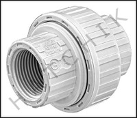 "C1034 PENTAIR R270531 1"" THREADED UNION UNION 1"" THD"