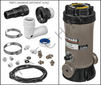 C1057 HAYWARD CL220ABG CHLORINATOR OFF-LINE FOR ABOVE GROUND POOL