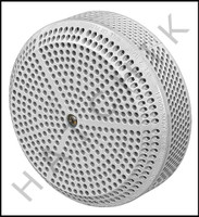 "N1725 CMP VGB 4"" SUCTION GRATE / WHITE"