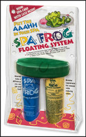 "C1220 SPA ""FROG"" FLOATING SYSTEM (MINERAL & BROMINE CARTRIDGE)"