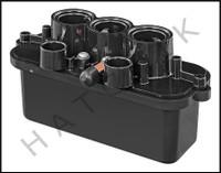 O1206 INTERMATIC JUNCTION BOX DOUBLE BOX 2 LIGHT CAPACITY