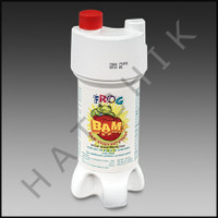 """C1245 NEW WATER """" FROG BAM"""" ALGAE PREVENTER FOR USE W/FROG SYS"""
