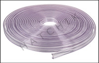 O2051 FIBERSTARS CLEAR FLAT TRACK 50' TRACK 50' ROLL FOR FSEO/FSSB