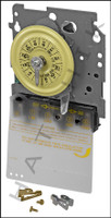 O4164 INTERMATIC TIMER - MECHANISM ONLY  T103M - 125V DPST