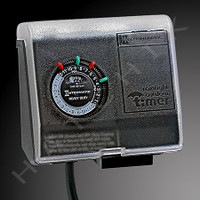 O4167 INTERMATIC PORTABLE OUTDOOR TIMER IN PLAS. ENCLOSURE-P1101