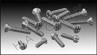 O5024 AMERICAN #79205300 NICHE SCREW KIT FOR STANDARD HOLE PATTERN