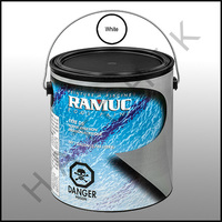 P6011 RAMUC DS PAINT-1 GAL WHITE COLOR: WHITE #311