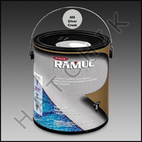 P8728 RAMUC DECK PAINT 1 GAL SILVR CREEK