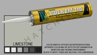 S1010 VULKEM SEALANT #116 11oz LIMESTONE CARTRIDGE  COLOR: LIMESTONE